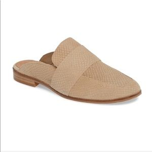 Free people At Ease Loafer Mule.